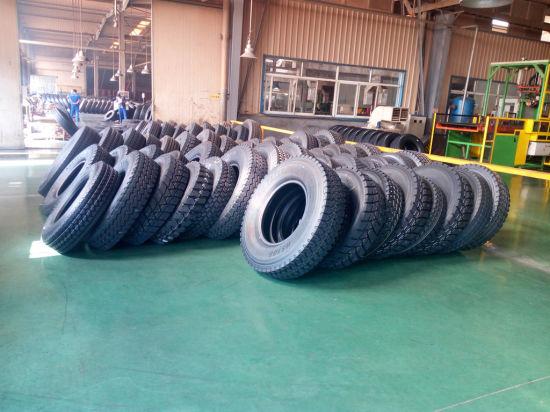 DOT/ECE/EU-Label Factory Wholesale All Steel Radial Heavy Duty Dump Truck Tires, TBR Tyre, Bus Trailer Tire 11r22.5 295/75r22.5 315/80r22.5 385/65r22.5 11r20