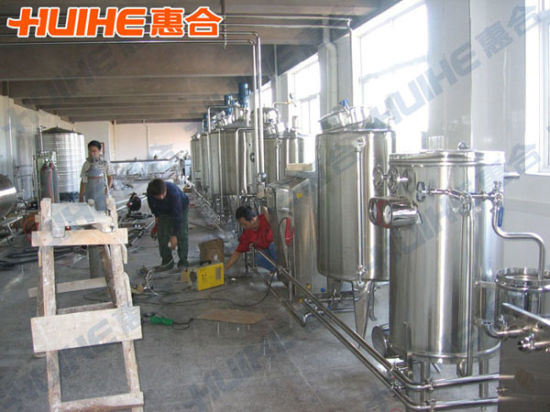 Corn Beverage Making Line Equipments for Sale