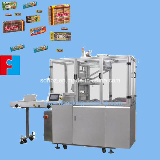 Automatic X-Fold Biscuit Packing Machine pictures & photos