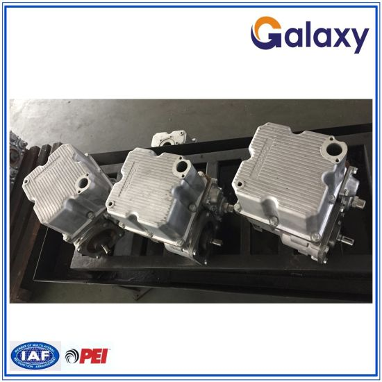 Vane Gear Pump for Fuel Dispenser 50L/Min A/C