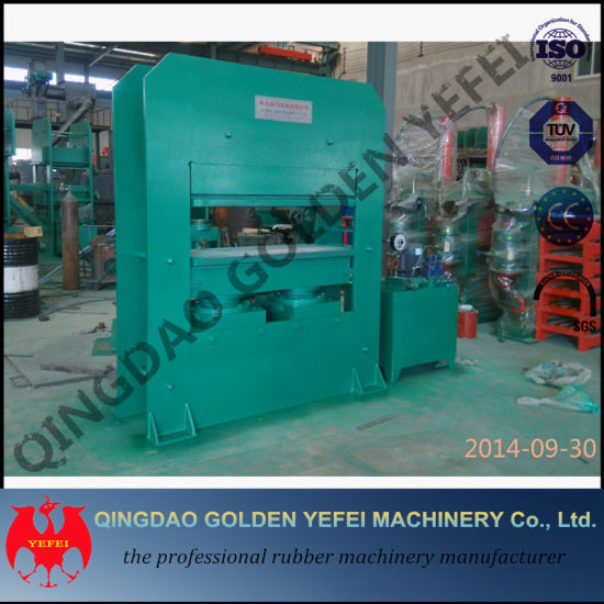 Full-Automatic Shoe Soles Hydraulic Rubber Machine pictures & photos