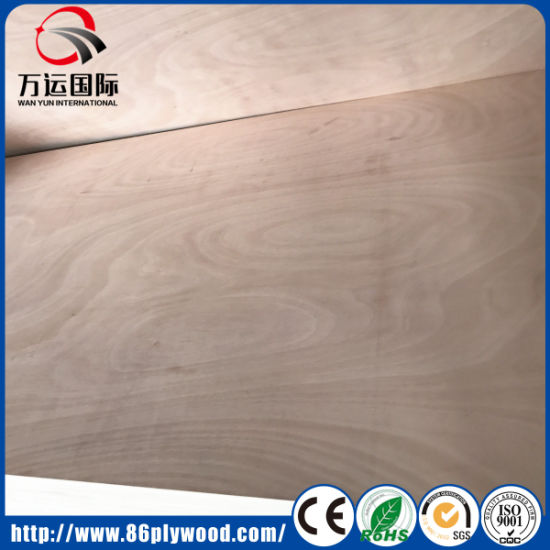 5mm 9mm 12mm 18mm Okoume Laminated Commercial Plywood pictures & photos