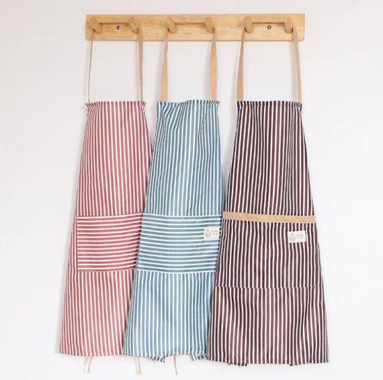 Hot Sale Supermarket Uniform Apron/Restaurant Uniform Apron/Chef Uniform Apron