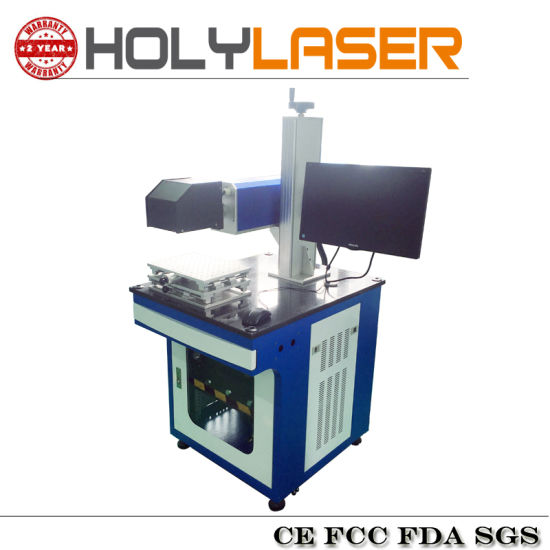 China CO2 Galvo Type Nonmetal Laser Marking Machine - China CO2