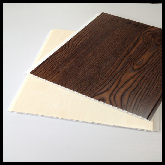 Lamianted PVC Board &PVC Wall Panel for Home Decoration (HN-2521)