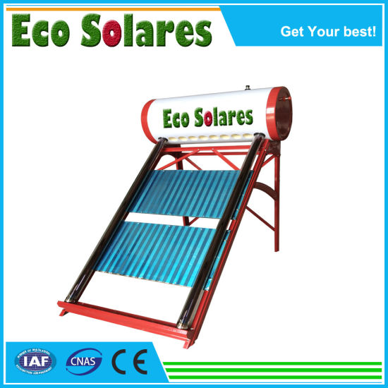 Chinese Manufacturer Solar Vacuum Tubes Hot Water Heater Solar System Solar Project Solar Panel Bracket Water Tank Solar Water Heater
