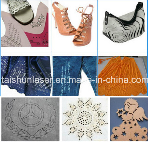Felt Material CNC Laser Cutting Machine pictures & photos