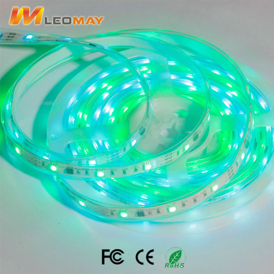 Hot Selling SMD5050 WS2811 7.2W/M LED Dream Color LED Strip pictures & photos