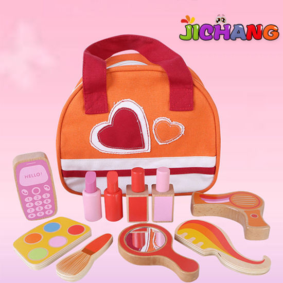 Kids Makeup Mirror Hairdryer Phone