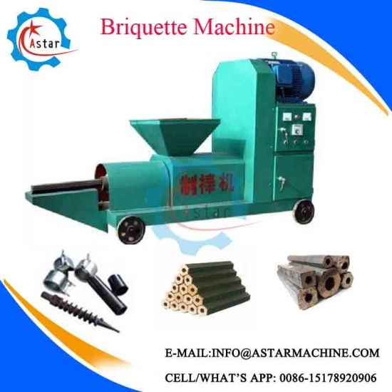 BBQ Charcoal Briquette Machine for Sale pictures & photos