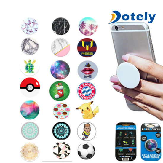 e02e489c8a3 China Pop out Phone Grip and Stand Holder Pop up Stand for Phone ...