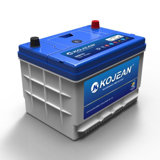 Manufacture Sealed Bci Standard Mf86-610 Maintenance Free Auto Car Battery