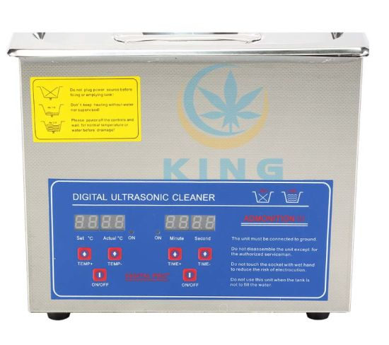 China Factory Direct 19L Big Capacity of Ultrasonic Cleaner with Good Price for Laboratory
