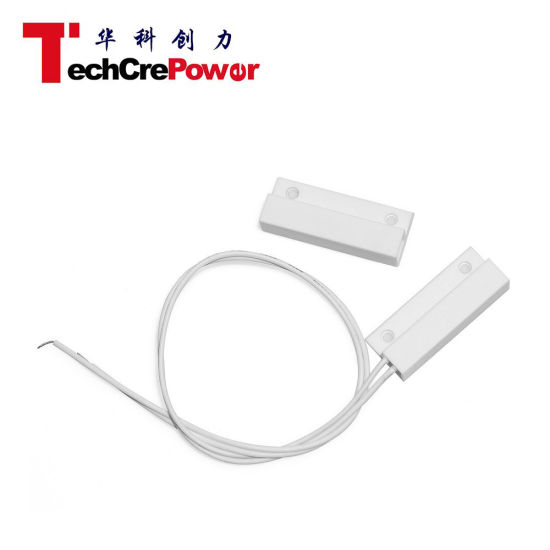 Sr-37 High Quality Wired Metal Door Sensor, Magnetic Contact, Door Alarm pictures & photos
