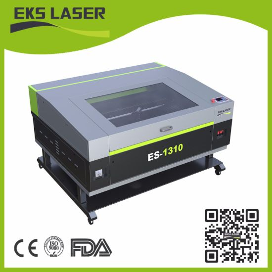 Laser Cutting Machine for Wooden, Acrylic, Leather and Crystal