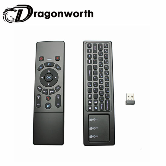 New Air Mouse T6 Mini Keyboard for Android TV Box