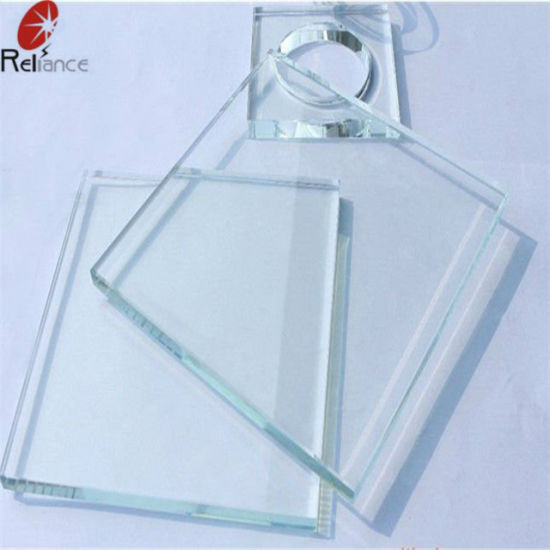 3mm Ultra Clear Glass/Low Iron Glass/Transparent Glass/Cristal Glass with Ce ISO pictures & photos