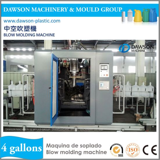 HDPE 4 Gallon 15L Full-Auto Line Bottle Making Machine pictures & photos