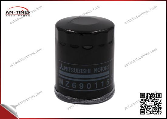 Car Lube Oil Filter Mz690115 for Outlander Pajero Asx Lancer Colt
