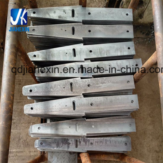 China Customized Steel Fence Post Bracket Steel Plate - China Fence