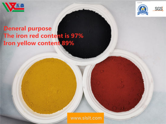 Super Fine Iron Oxide Red Plastic Paint Leather Paint Special pictures & photos
