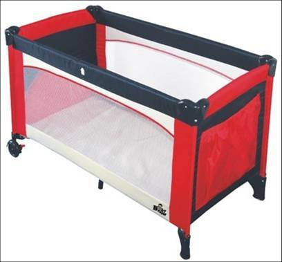 Cheap Baby Playpen Travel Cot Baby Crib Baby Bed with European Standard pictures & photos
