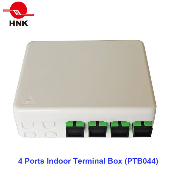 4 Ports Indoor Terminal Box pictures & photos