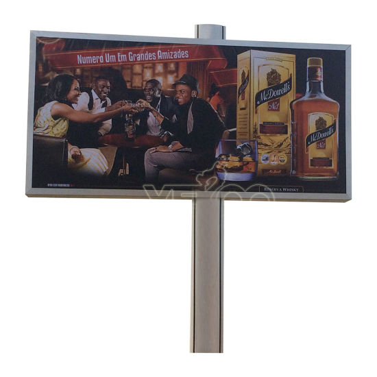 Outdoor Street LED Back Lit LED Billboard Outdoor Billboard pictures & photos