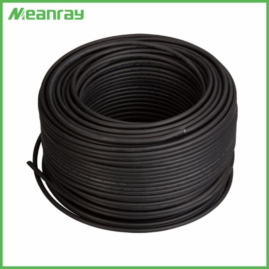 2-Core Power 4mm2 6mm2 Custom Multicore Solar Energy Cable Solar PV Cables