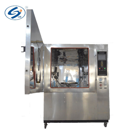 Coatings Textiles Water Rain Spray Proof Test Chamber