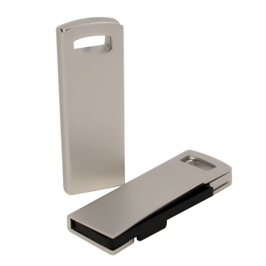 Metal Plastic Swivel USB Flash Drive 2GB 8GB 16GB Pen Drive for Promotional Gift