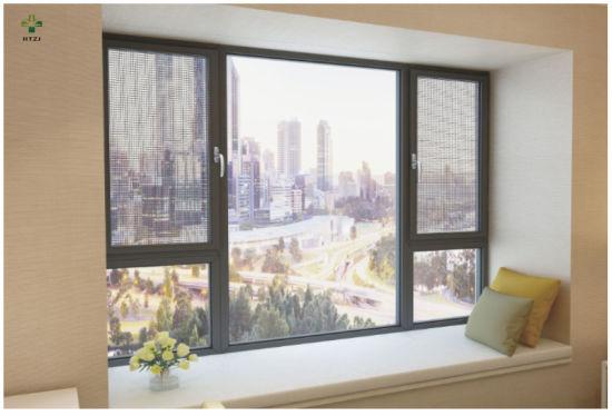 Factory Customized Aluminum Windows Price Aluminum Casement Window