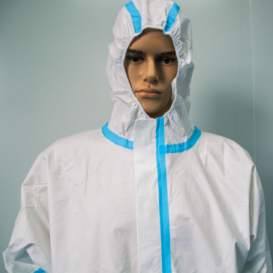 Protective Gown Protective Suit New Product Coverall CPE Gown Overall Suit Disposables Disposable Gown Disposable Coverall Wholesale Disposable