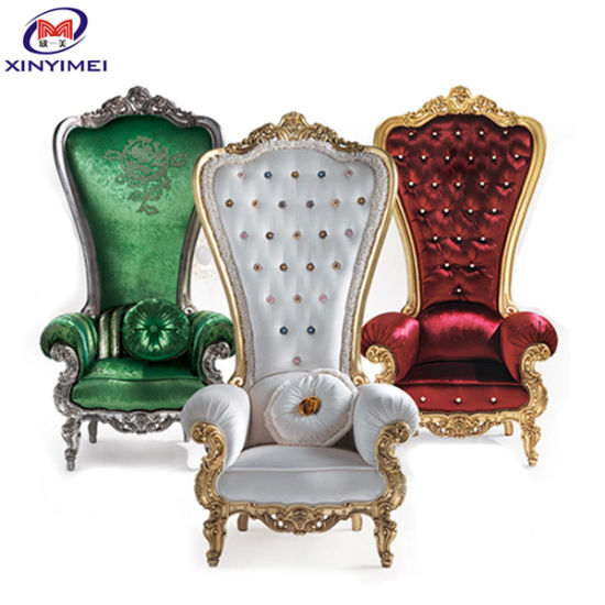 Fine China Hot Selling Royal Luxury Wedding Hotel King And Queen Gmtry Best Dining Table And Chair Ideas Images Gmtryco