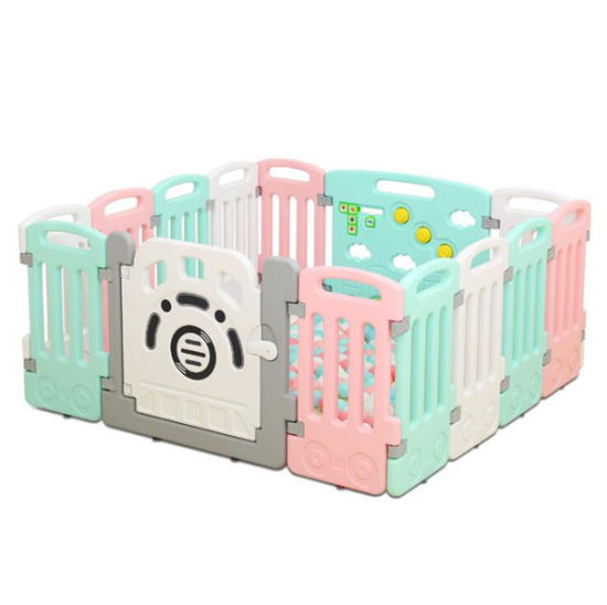Luxury Baby Playpen Kids Activity Safety Play Yard pictures & photos