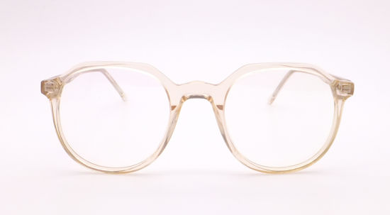 f4ea020d2b7 2018 Trendy Women Glasses Frame Men Eyeglasses Frame Vintage Clear Lens Glasses  Optical Spectacle Frame for Wholesale