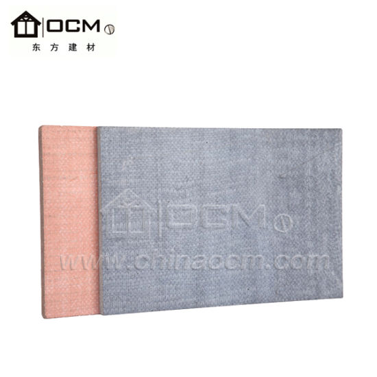 Heat Resistant Building Material Simple Office Partition MGO Board