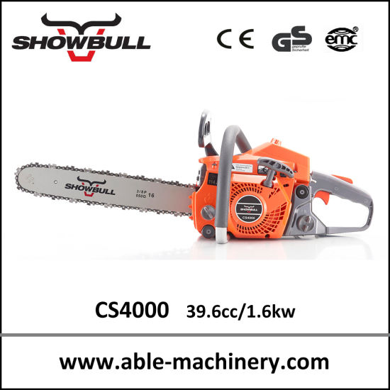Garden Tools Gasoline Chainsaw 4000 Price, Used Chainsaws for Sale pictures & photos