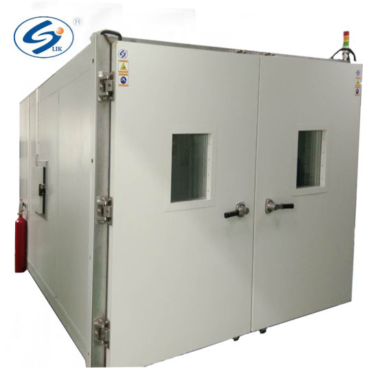 Stability Temperature Humidity Walk in Test Chamber for Car