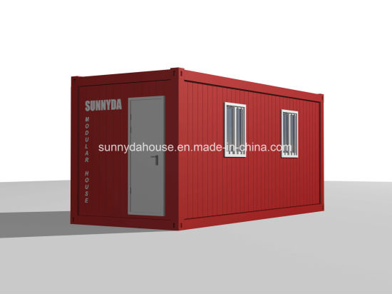 Luxury Modular Best Movable Container House/Home/School/Office/Hotel