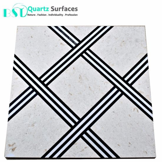 "24""*24"" Marble Tiles for Stairs Step at Wholesale Prices pictures & photos"