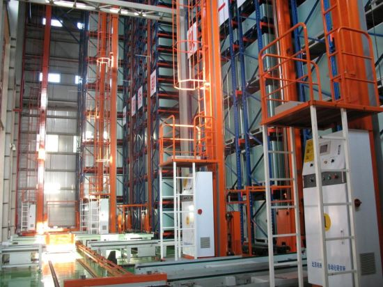 Carton Storage Racking Style for as/RS Systems pictures & photos