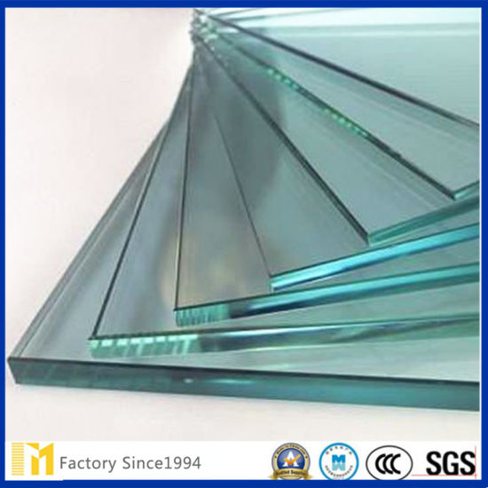 2-10mm Clear Float Glass/Tinted Float Glass with Factory Price