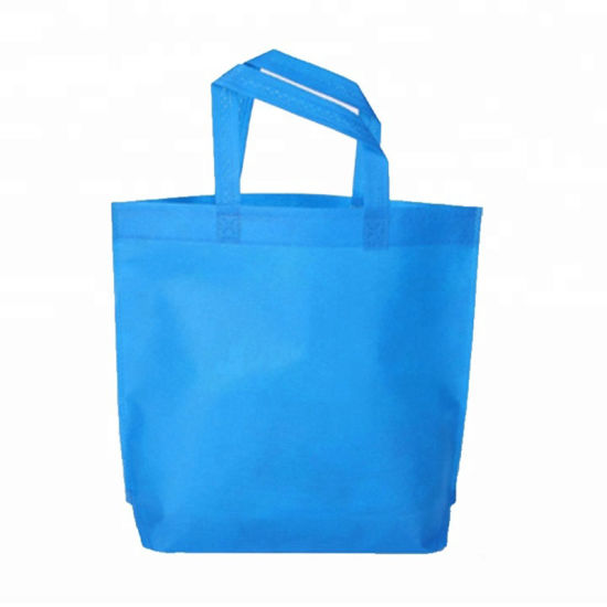 Recyclable Non Woven Handbags Gift Shopping Bag with Print Logo pictures & photos