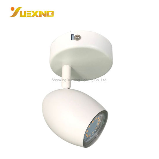 Surface Mount Indoor Led Light Bulbs Modern Ceiling Lamp Spotlight Warm White Metal Cheap Spot Light China Ceiling Lighting Led Lighting Made In China Com