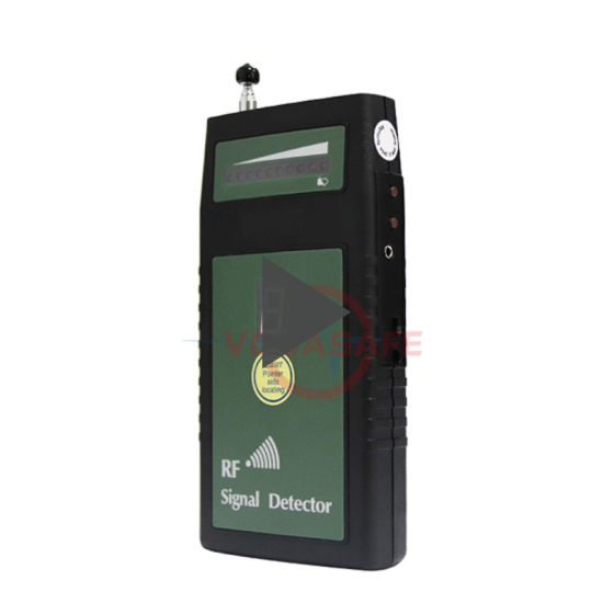 50 MHz ~ 6.0 GHz Cell Phone Detector Discover GSM/3G/4G Bug and Mobile Hidden Camera