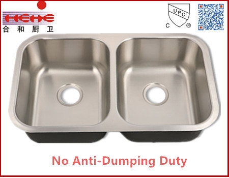 Undermount Stainless Steel Laundry Wash Kitchen Sink with Cupc
