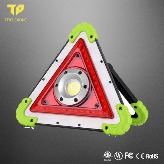 30W LED Light Rechargeable Car Building Work Torch USB Charge Lamp Camp Bright