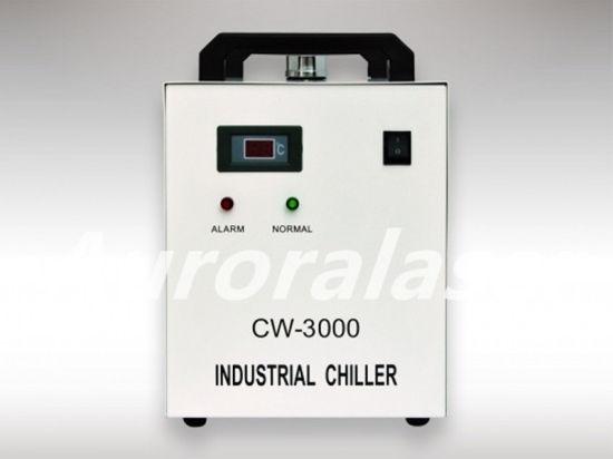 Aurora Laser Water Chiller for CO2 Laser Cutter Cooling Cw-3000AG