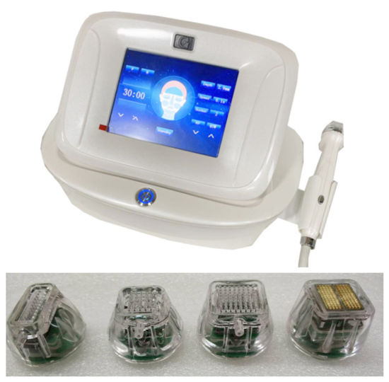 Professional Anti-Aging RF Fractional Microneedle Machine for Stretch Mark Removal